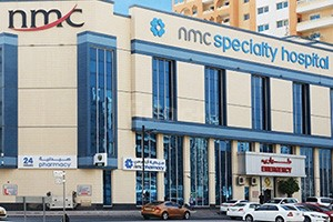 NMC Specialty Hospital Dubai